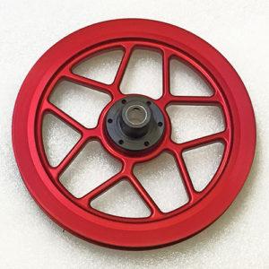 drive-wheel