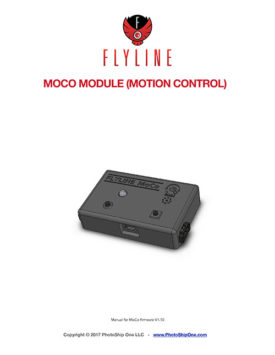 MOCO MOTION CONTROL MANUAL