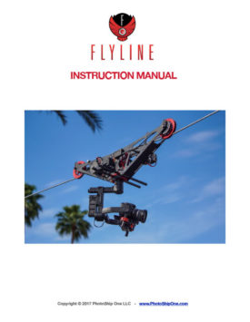 FLYLINE INSTRUCTION MANUAL